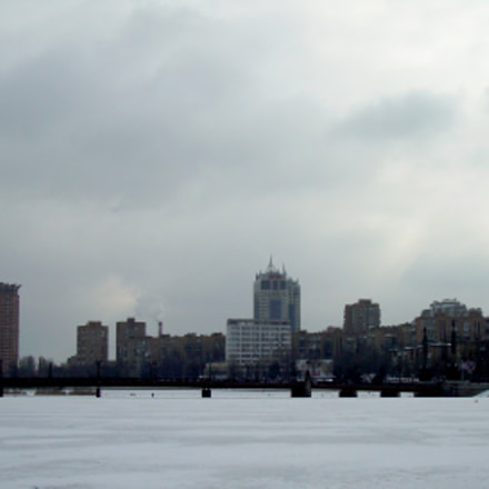 Iced City, Sony DSC-W200