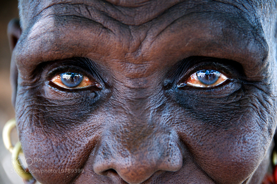 Photograph Eyes to reflect in by Trevor Cole on 500px