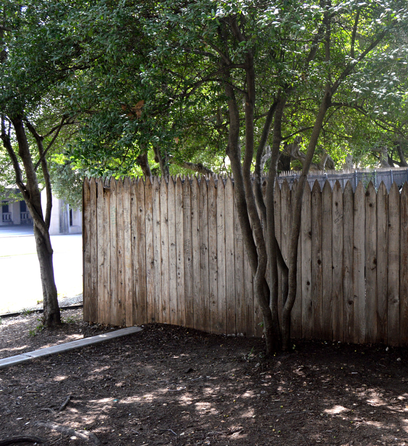 The Fence at the Top of the Grassy Knoll by WandF Kreations on 500px.com