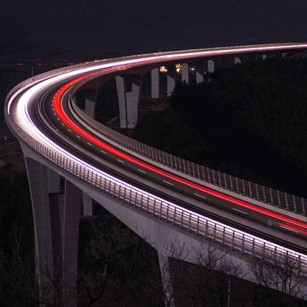 Viaduct Črni Kal