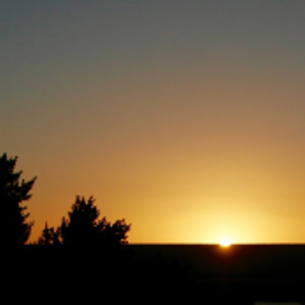 Sunset, Canon EOS 20D, Canon EF-S 17-85mm f/4-5.6 IS USM