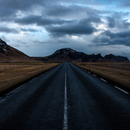 Somewhere in Iceland, Canon EOS 40D, Canon EF 24mm f/1.4L