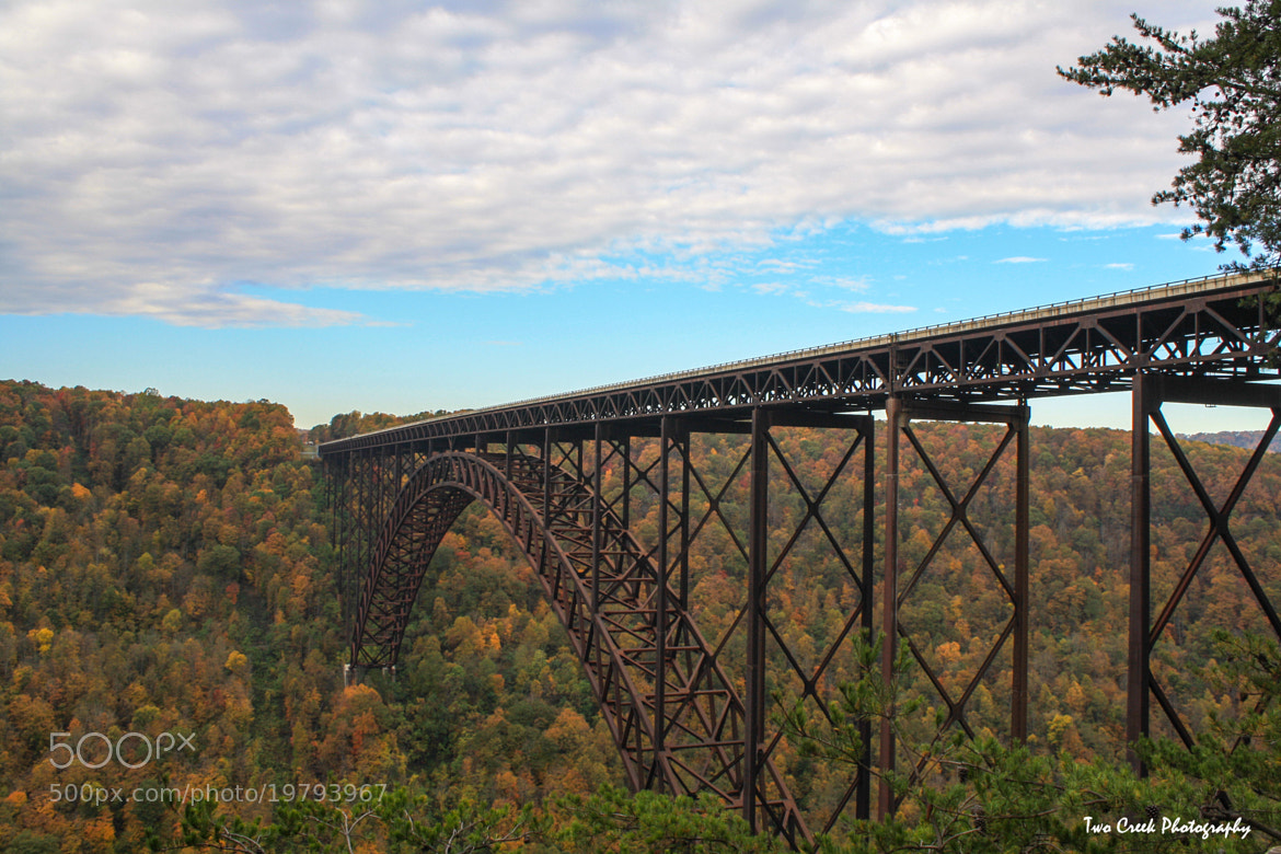 Photograph New River Bridge by Michael Smith on 500px