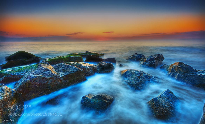 Photograph Sunrise at North Shore, Reho. DE by Jobe Hoy on 500px