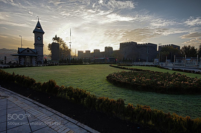 Photograph Kale & saat kulesi by Yunus Yıldızkan on 500px