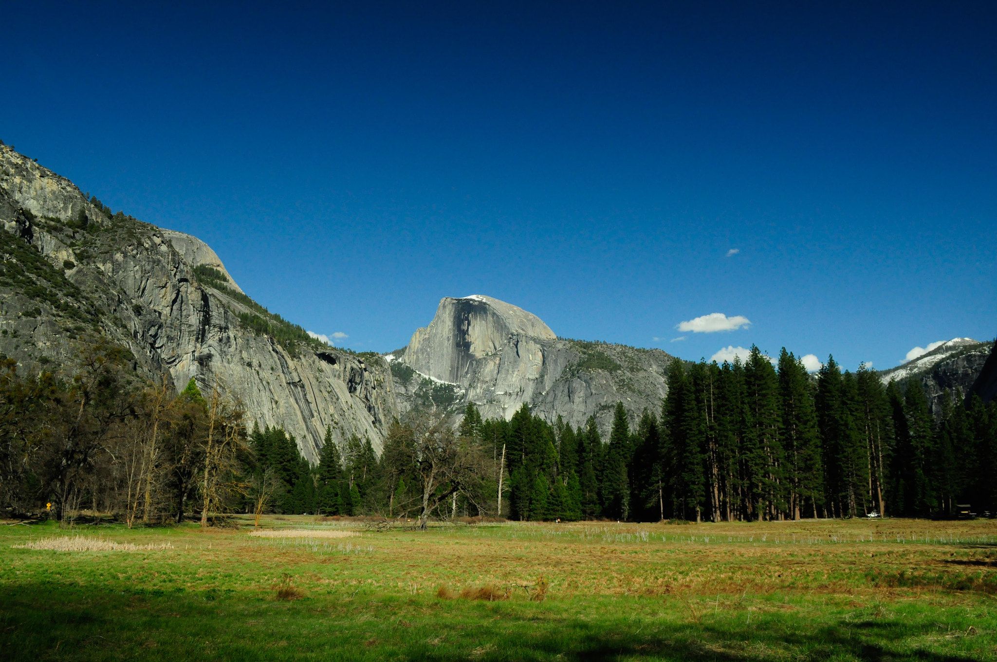 Photograph Half Dome, Yosemite by N Simpson on 500px
