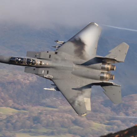 F15E Strike Eagle, Nikon D500