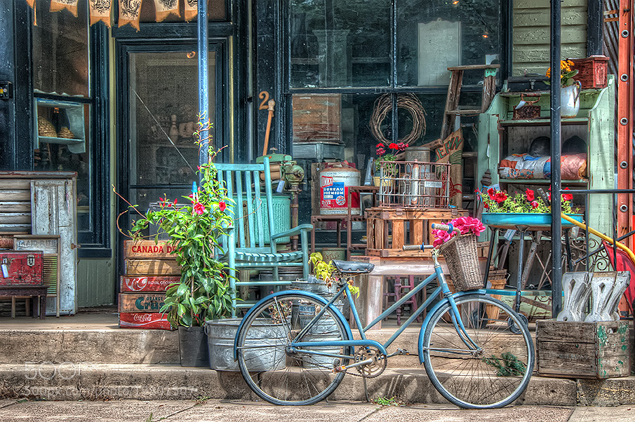 Photograph Bike by Mark Schadly on 500px