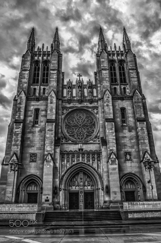 Photograph Church by Ed Hall on 500px