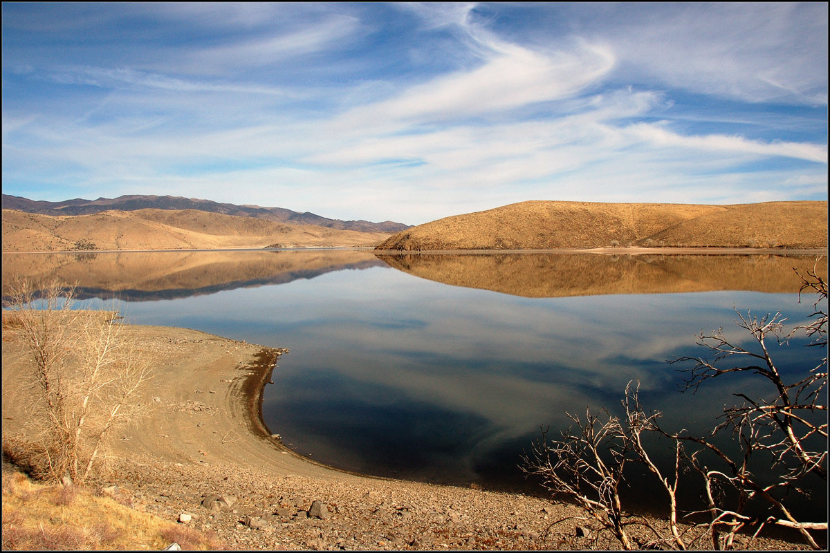 Photograph Walker Lake,Nevada,USA by Dmitry Langer on 500px