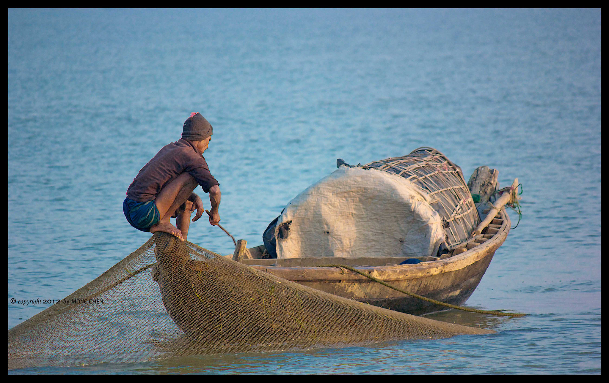 Photograph Fishing by Mong Chen on 500px