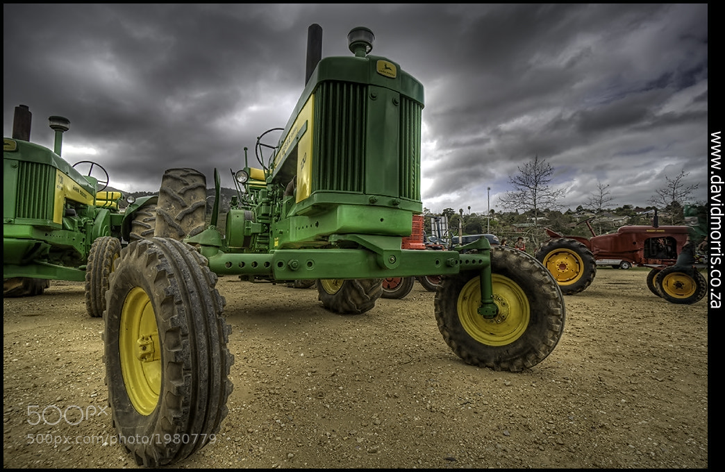 Photograph Green Monster by Dave Morris on 500px