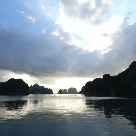 Halong Bay, Sony DSC-HX60V, Sony 24-720mm F3.5-6.3