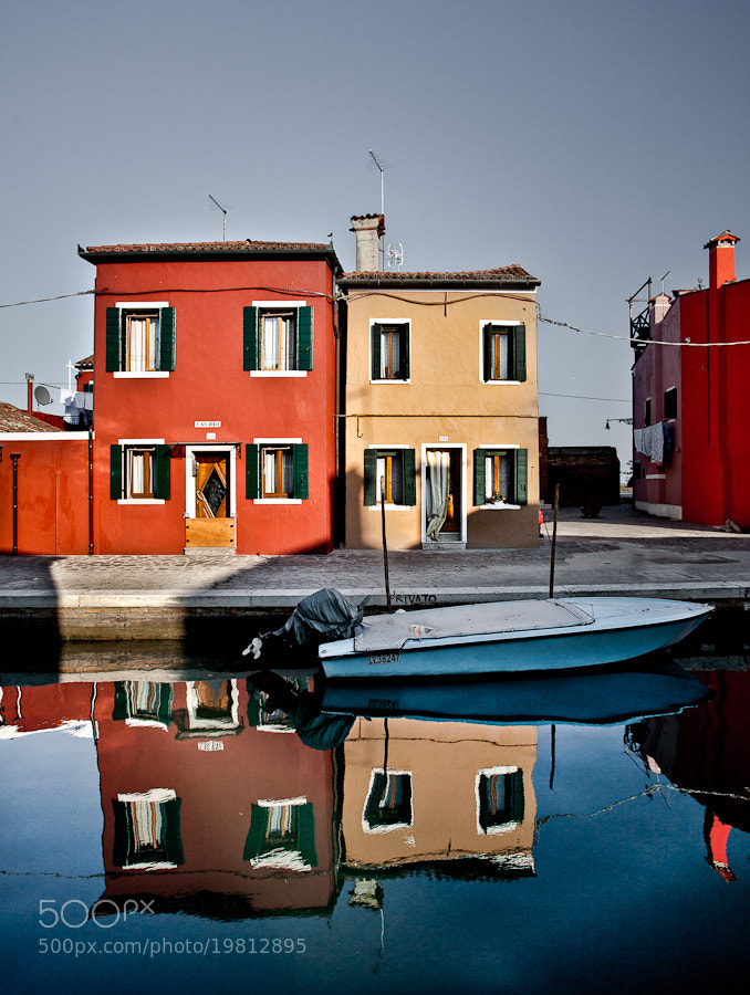 Photograph Burano (v) by Joseph Fronteras on 500px