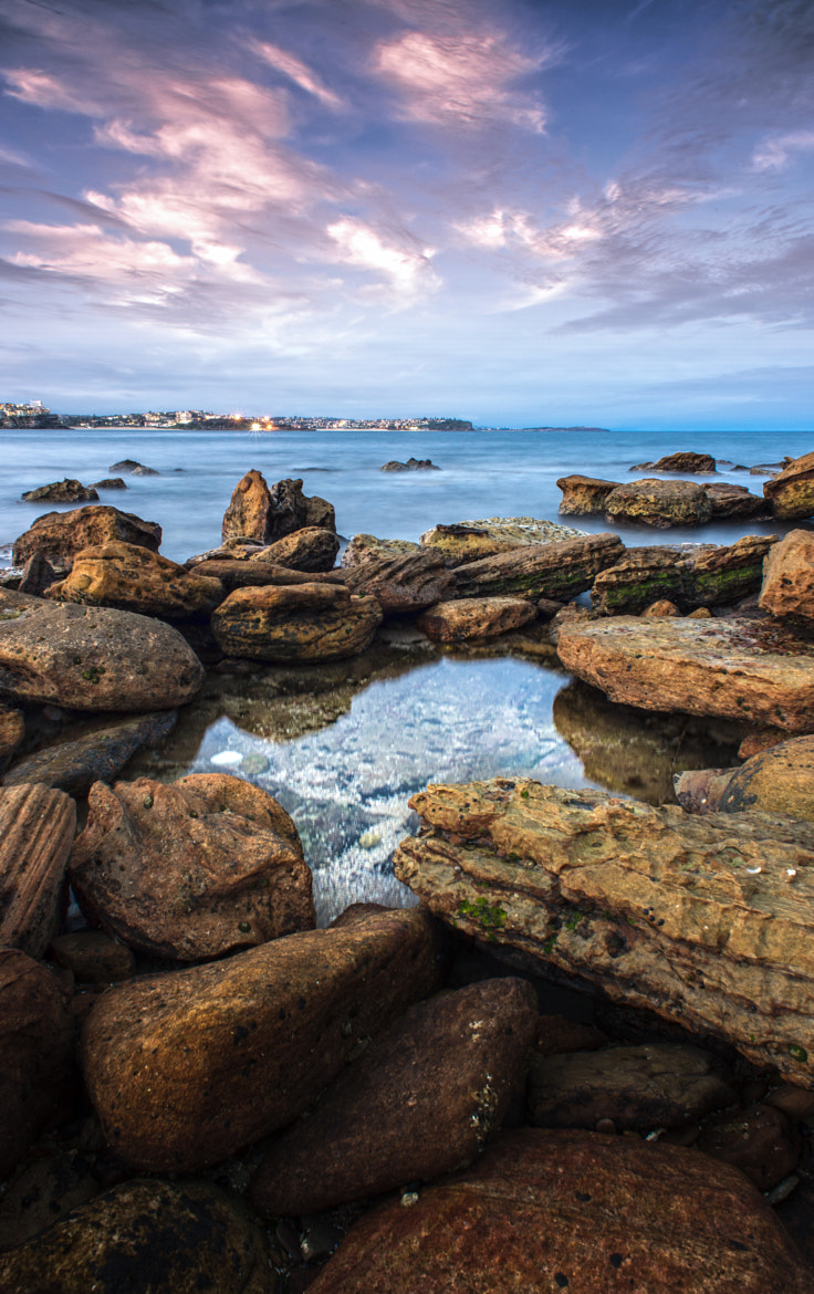Photograph rock pool by Evan Williams on 500px