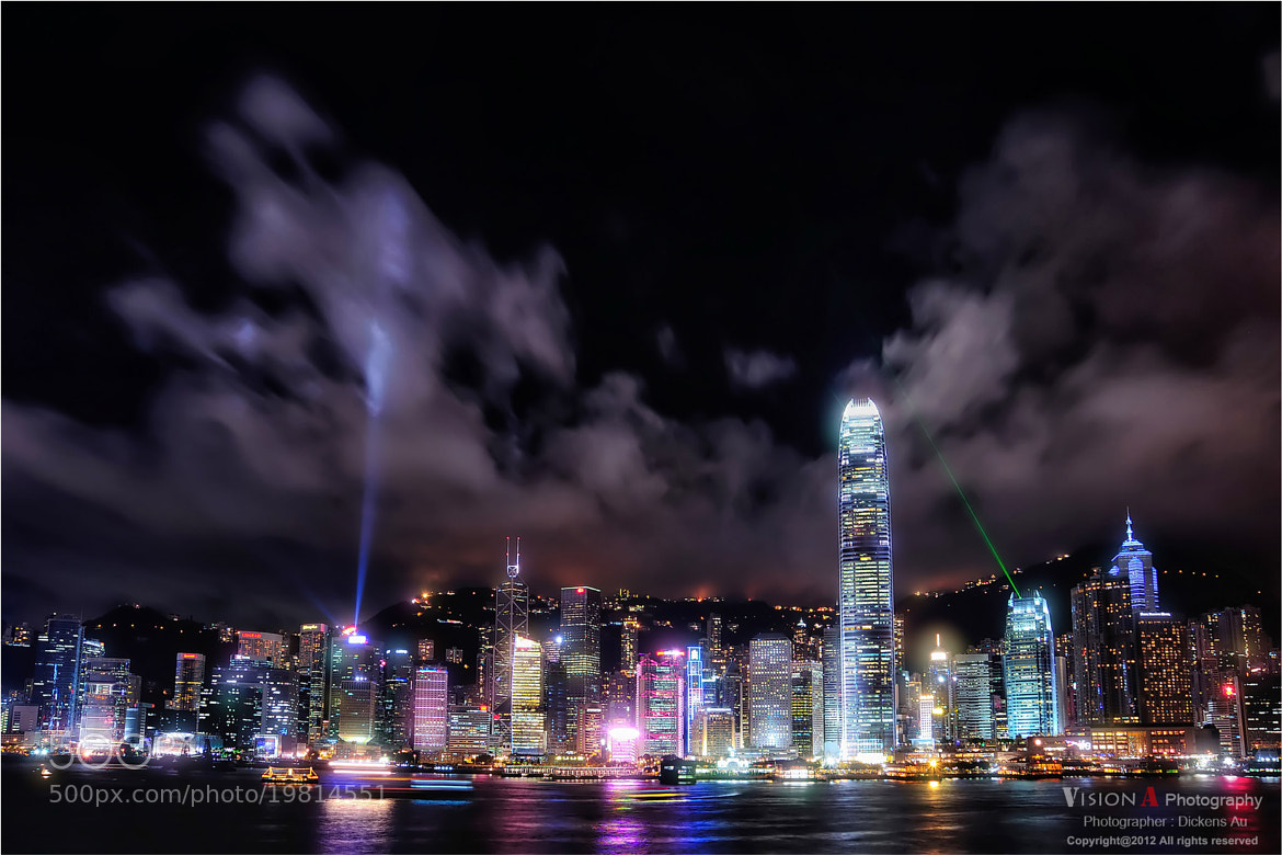 Photograph A Symphony of Lights by Dickens Au on 500px