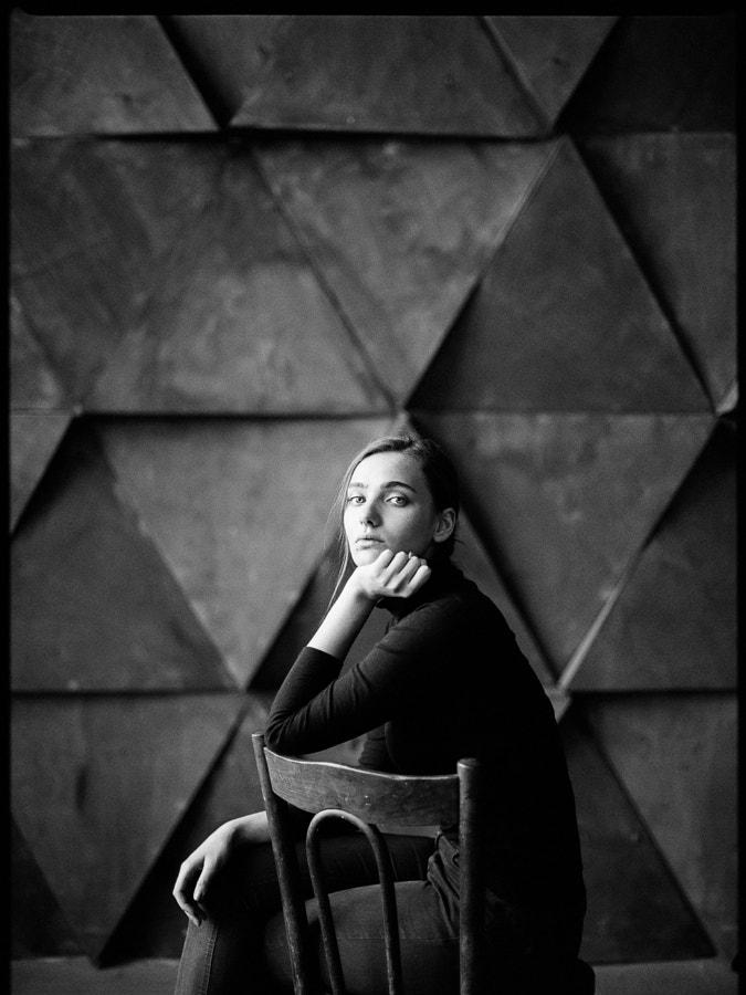 Anna by Anastasia Khandozhenko on 500px.com
