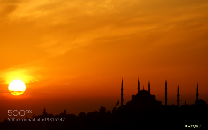 Photograph SULTANAHMET by Haydar AŞIGÜL on 500px