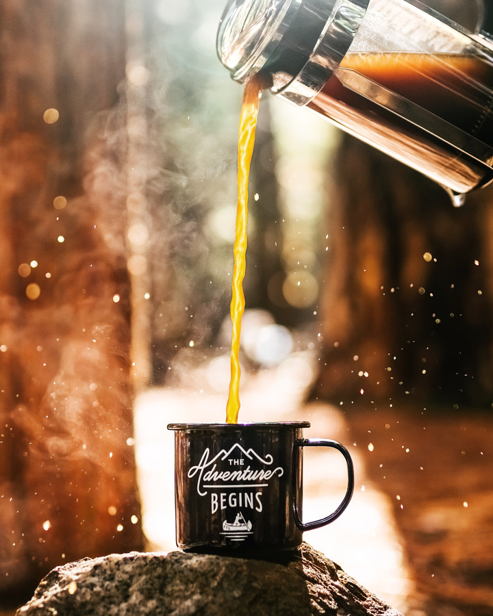 Every good adventure starts with coffee by Oscar Nilsson on 500px.com