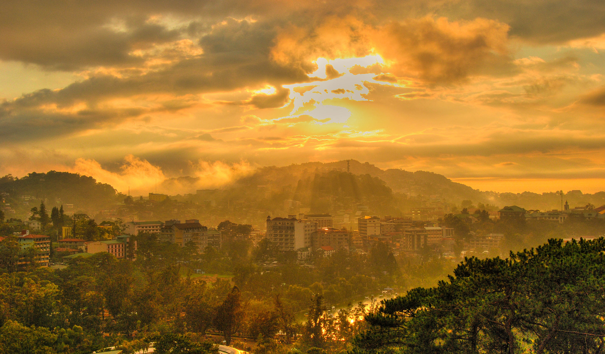Photograph Heavenly Glory by Carl Taawan on 500px