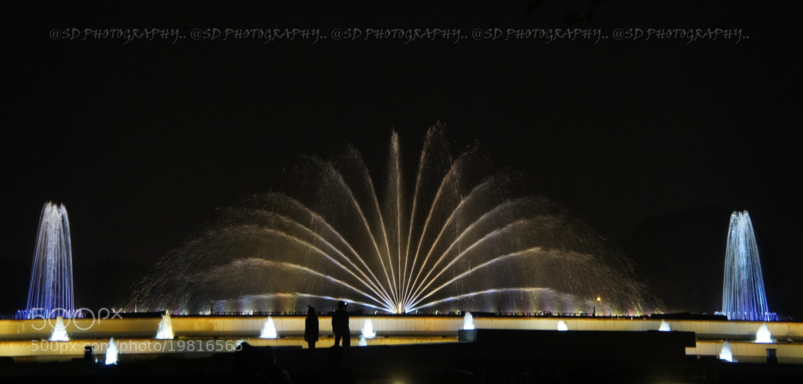 Photograph FOUNTAIN 2  by SUBHA   on 500px