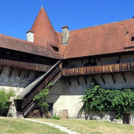 Burghausen , Burg.