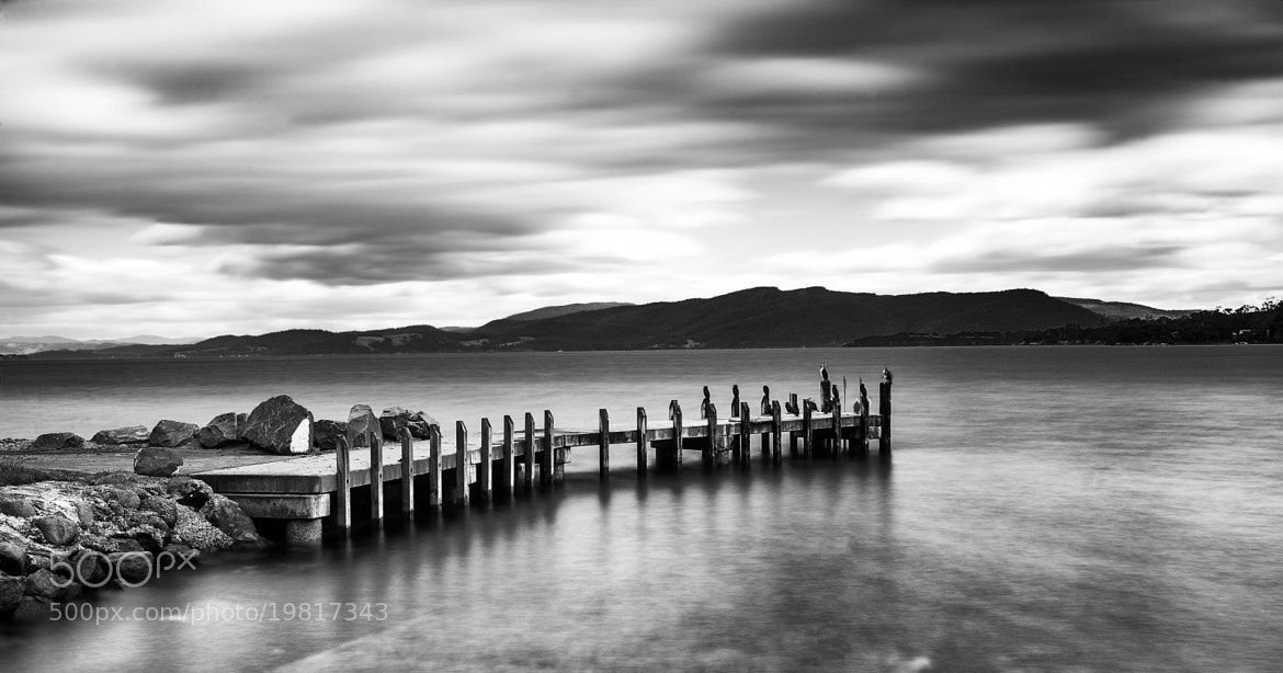 Photograph Lunawanna Jetty 2 by Margaret Morgan on 500px