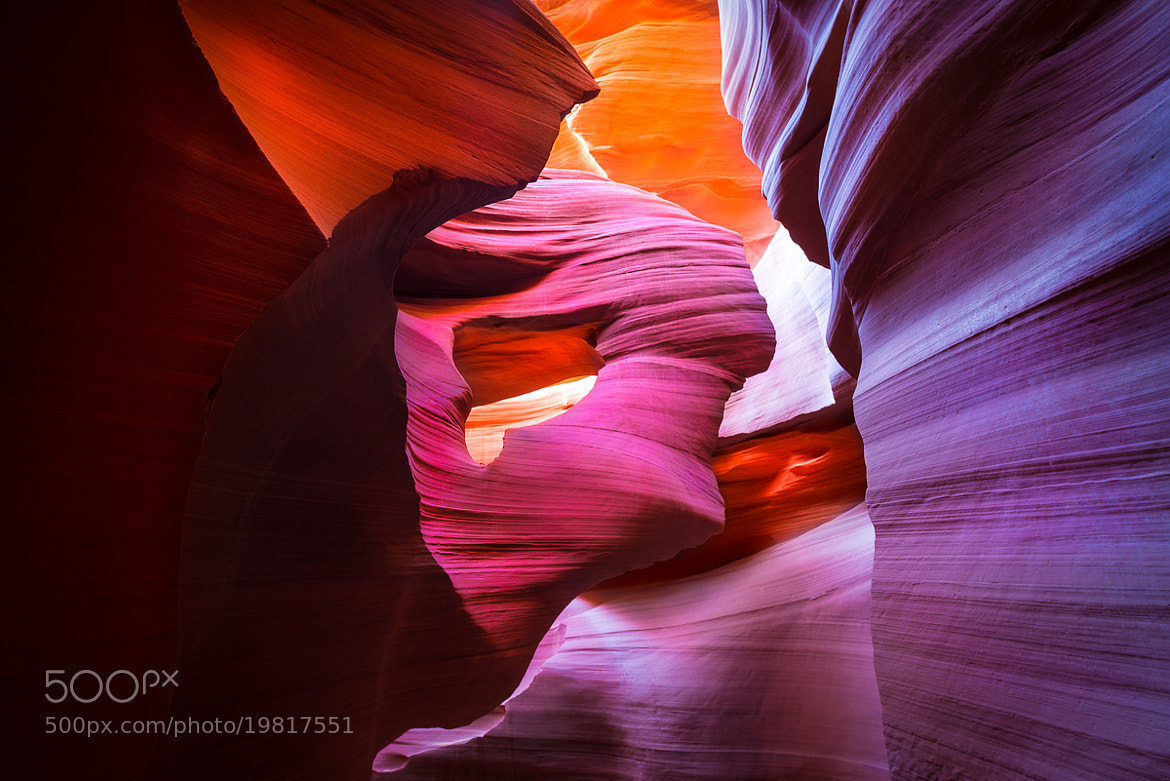 Photograph Arizona, Antelope Canyon by Ali Erturk on 500px