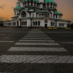 Alexander Nevsky cathedral by César Asensio Marco (worldtowalk)) on 500px.com