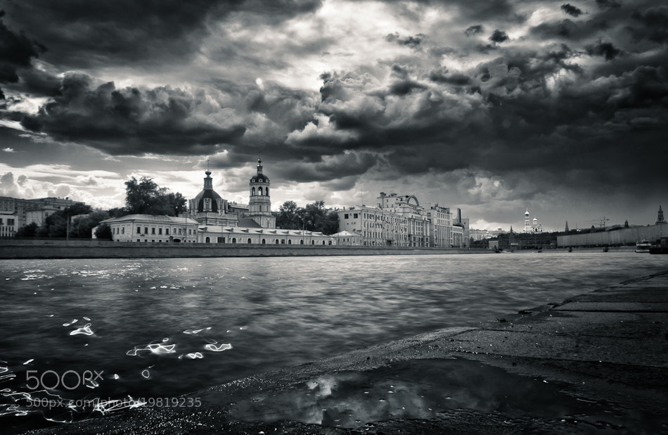 Photograph Skies over Moscow by Max Vysota on 500px