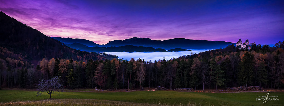 Photograph The Sea of Fog by Stefan Brenner on 500px