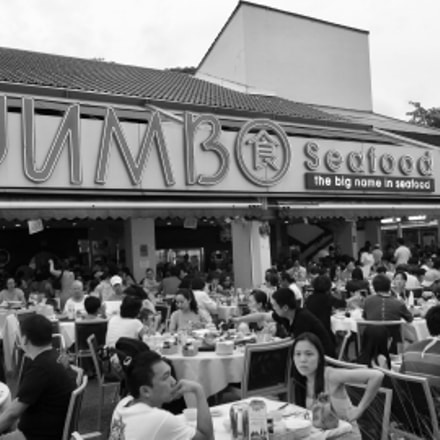 Great Seafood - Singapore, Sony DSC-WX300