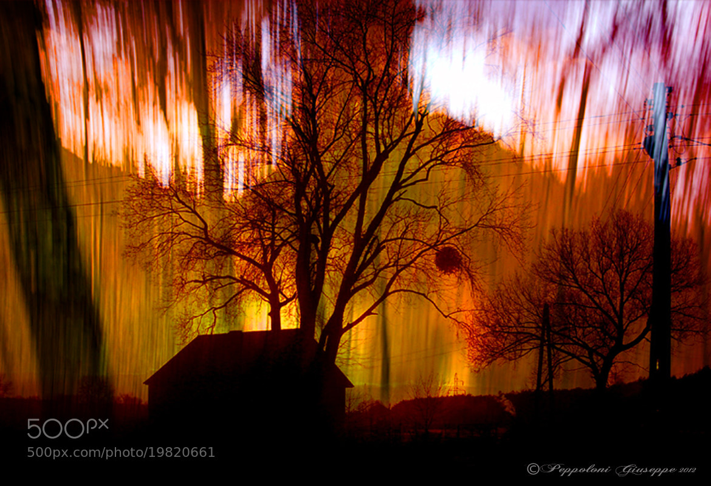 Photograph Sunset art by Giuseppe  Peppoloni on 500px
