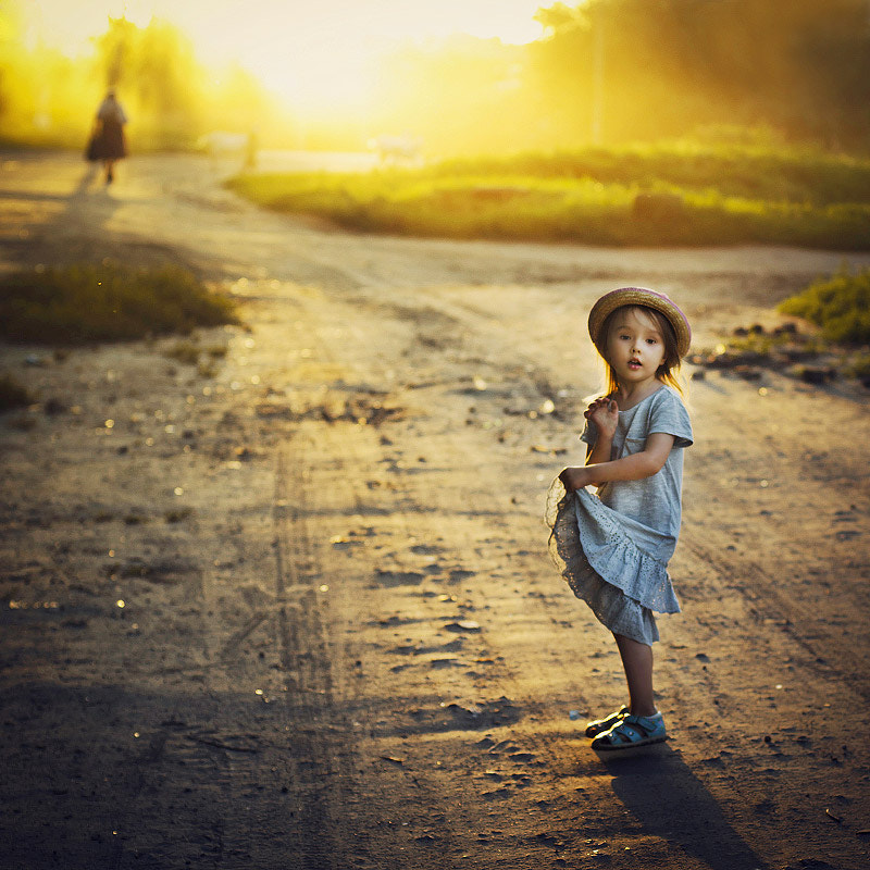Photograph Sunny road by Elena Yaschenko on 500px