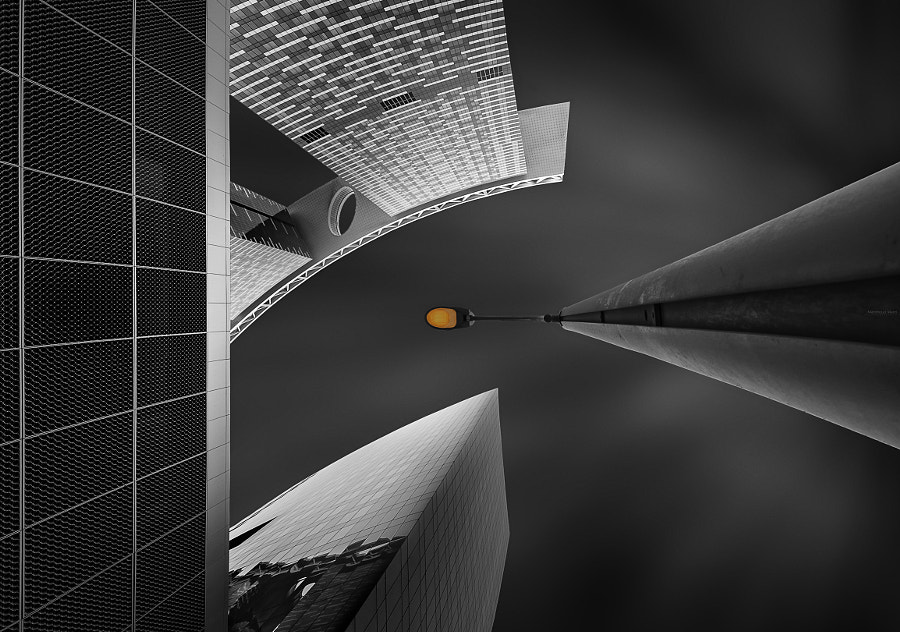 The Robot Eye by Mahmoud Marei on 500px.com