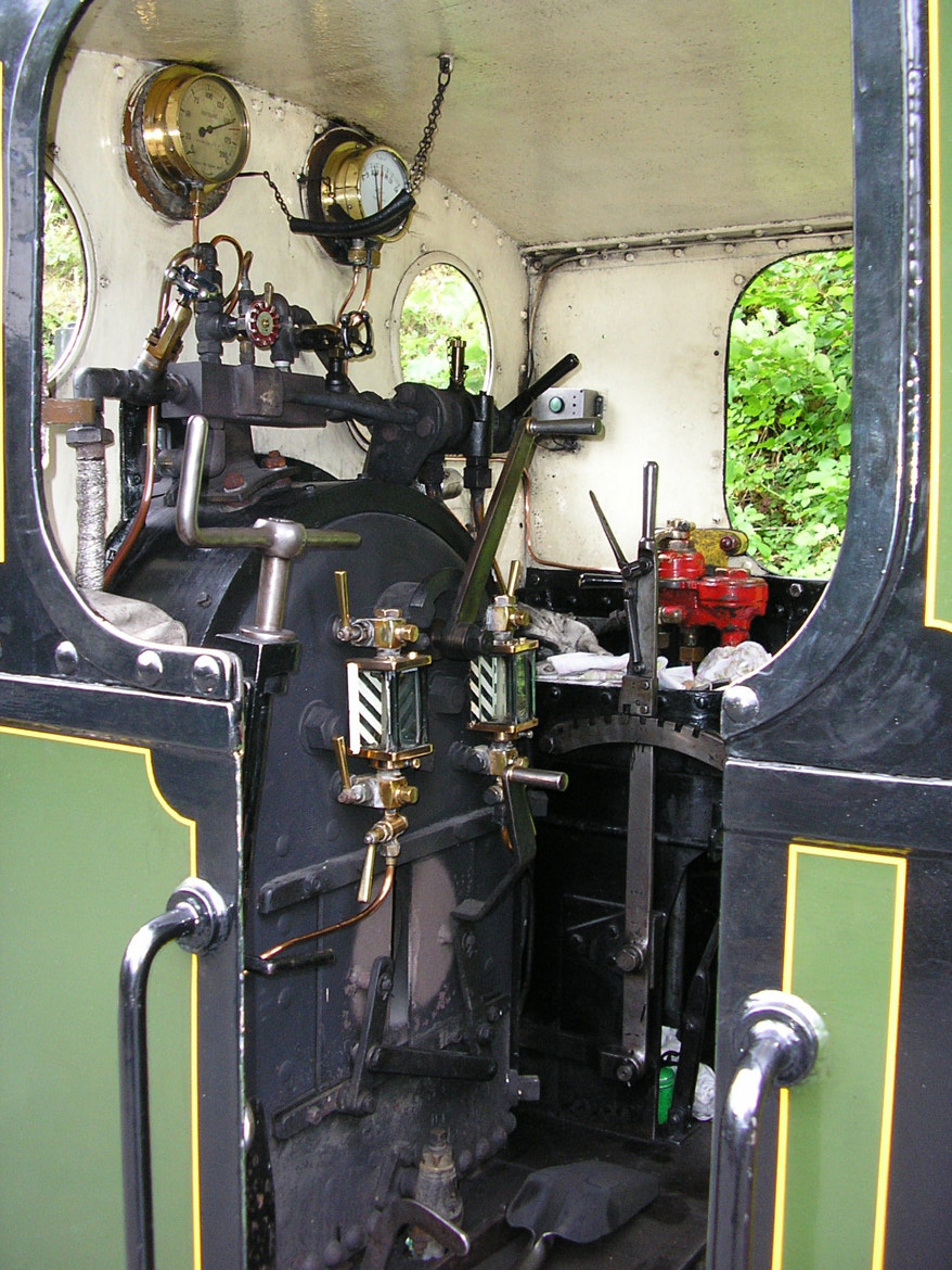 Photograph The Footplate. by Malcolm Rose on 500px