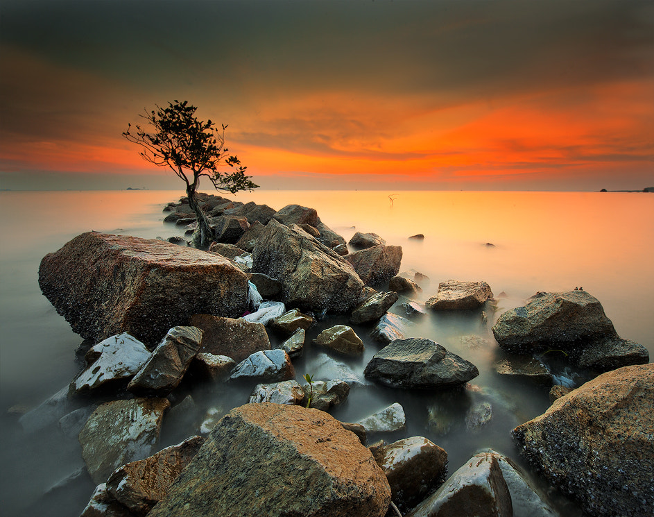 Photograph Pantai Jeram 2 by lim theam hoe on 500px