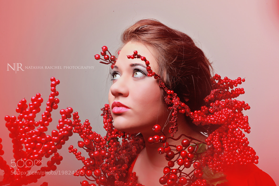 Photograph Red Berry by Natasha Raichel on 500px