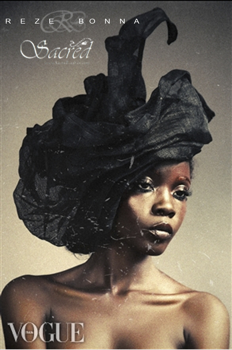 Photograph The African Headpiece by rezebonna on 500px