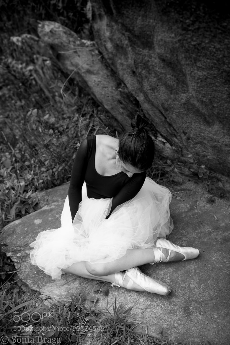 Photograph Ballerina  - time of hiding by Sonia Braga on 500px