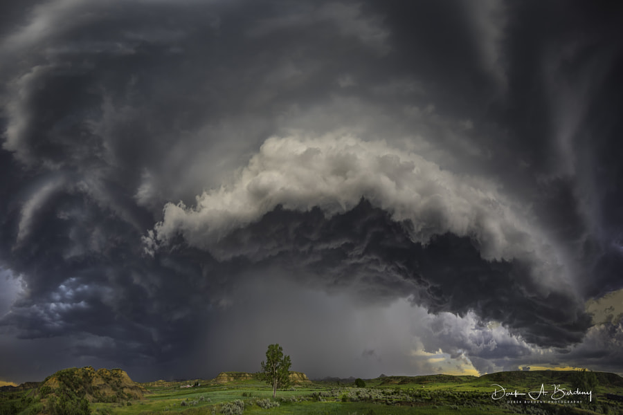 Danger Looms Overhead by Landscape Photographer Derek Burdeny on 500px.com
