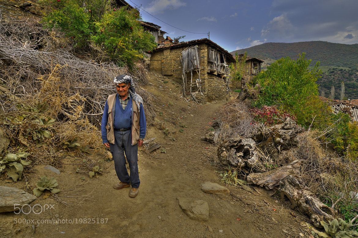 Photograph Oldman by Hakki Dogan on 500px