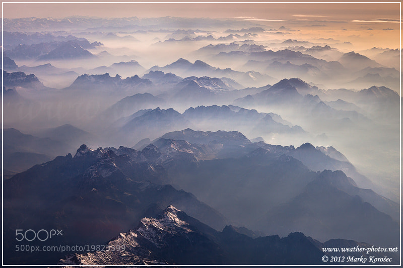Photograph The Alps by Marko Korošec on 500px