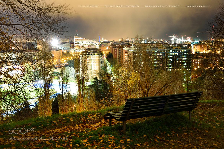 Photograph Light of city by Francesco Langiulli on 500px