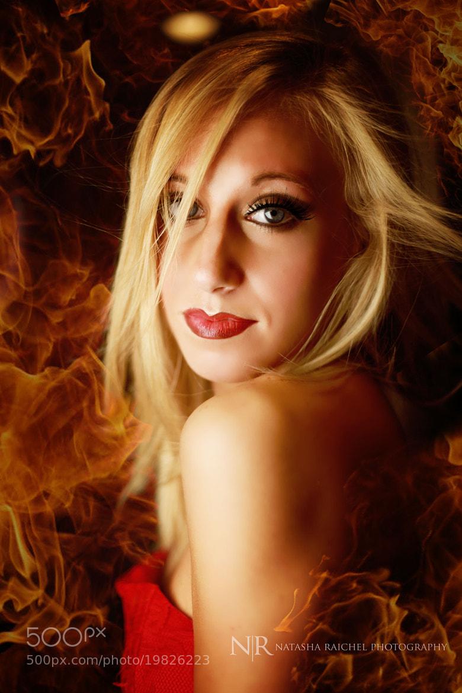 Photograph Girl On Fire. by Natasha Raichel on 500px