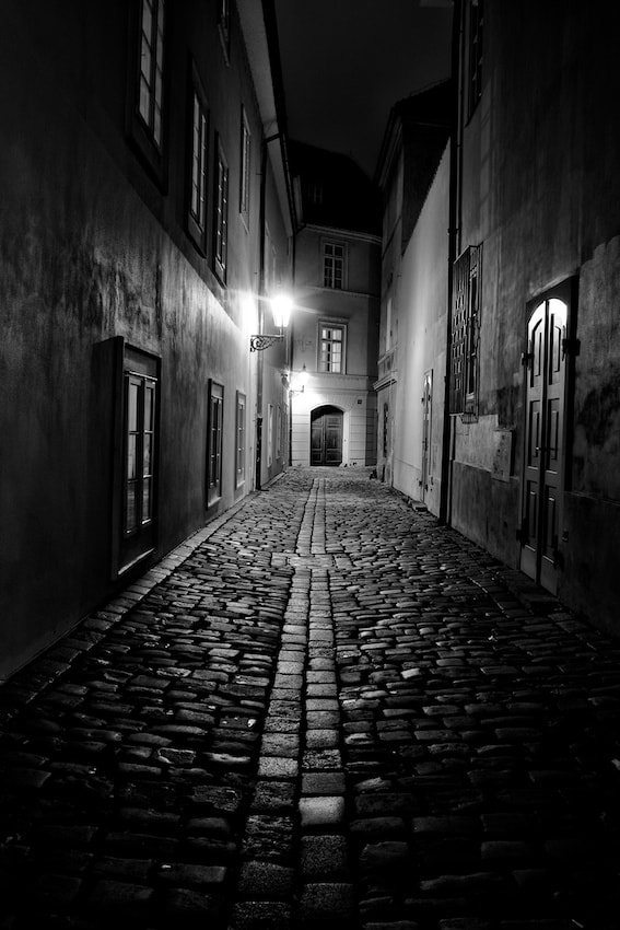Photograph Old Prague by Night by Jan Jemny on 500px