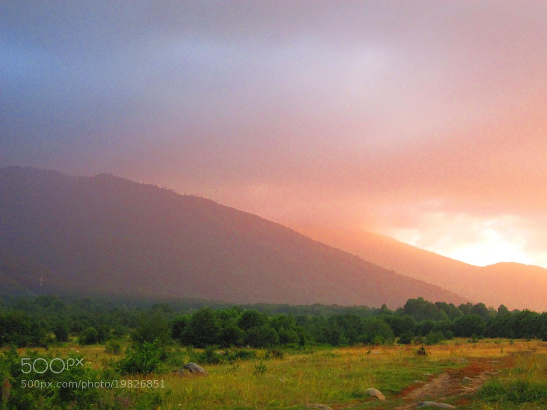 Photograph pink mist by Simeon Stoichkov on 500px