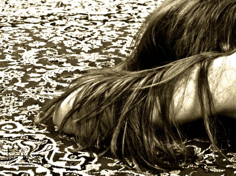 Photograph hair <3 by Zahra Darivandi on 500px