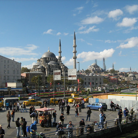 istanbul, Canon POWERSHOT A450