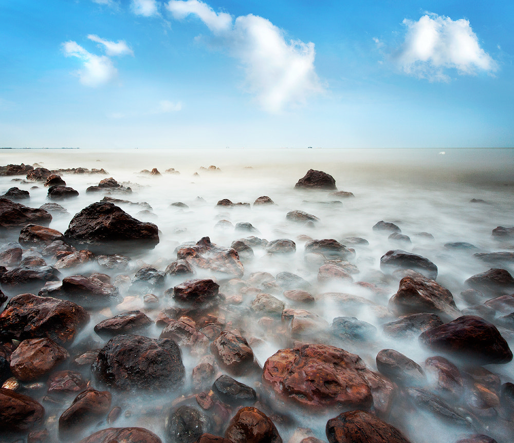 Photograph the rocksss by Melvin Tong on 500px